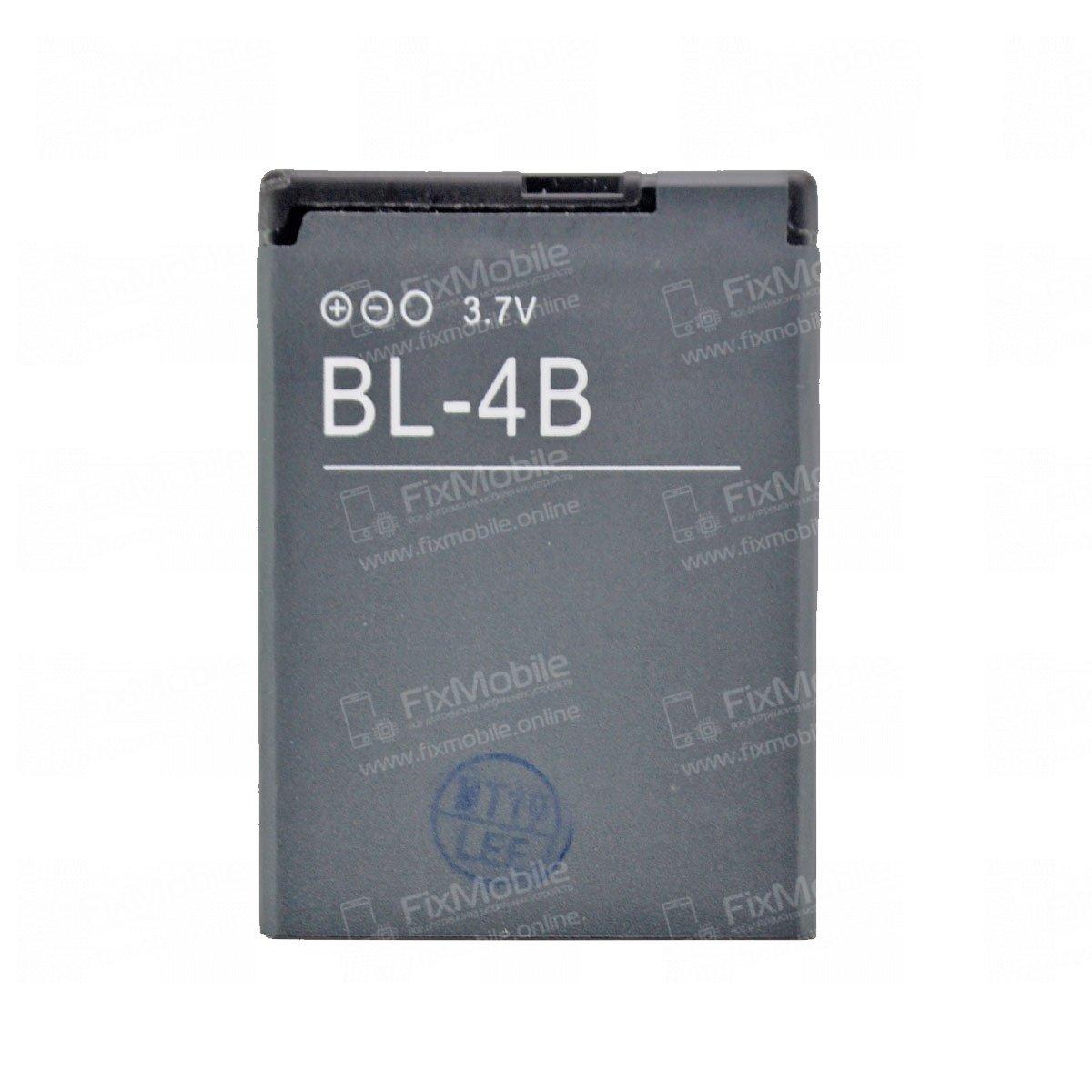 Аккумуляторная батарея для Nokia N76 BL-4B