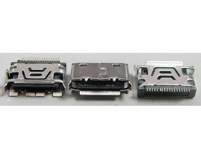 Системный разъем для LG KE800