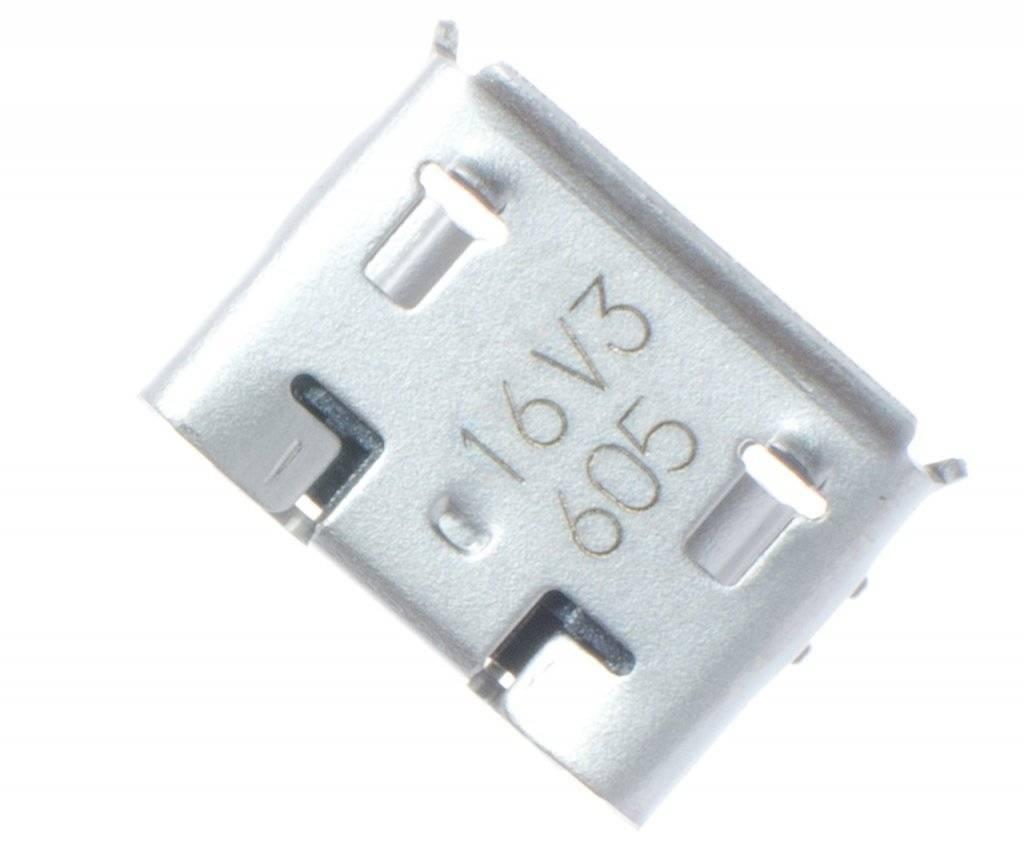 Системный разъем для Nokia E66