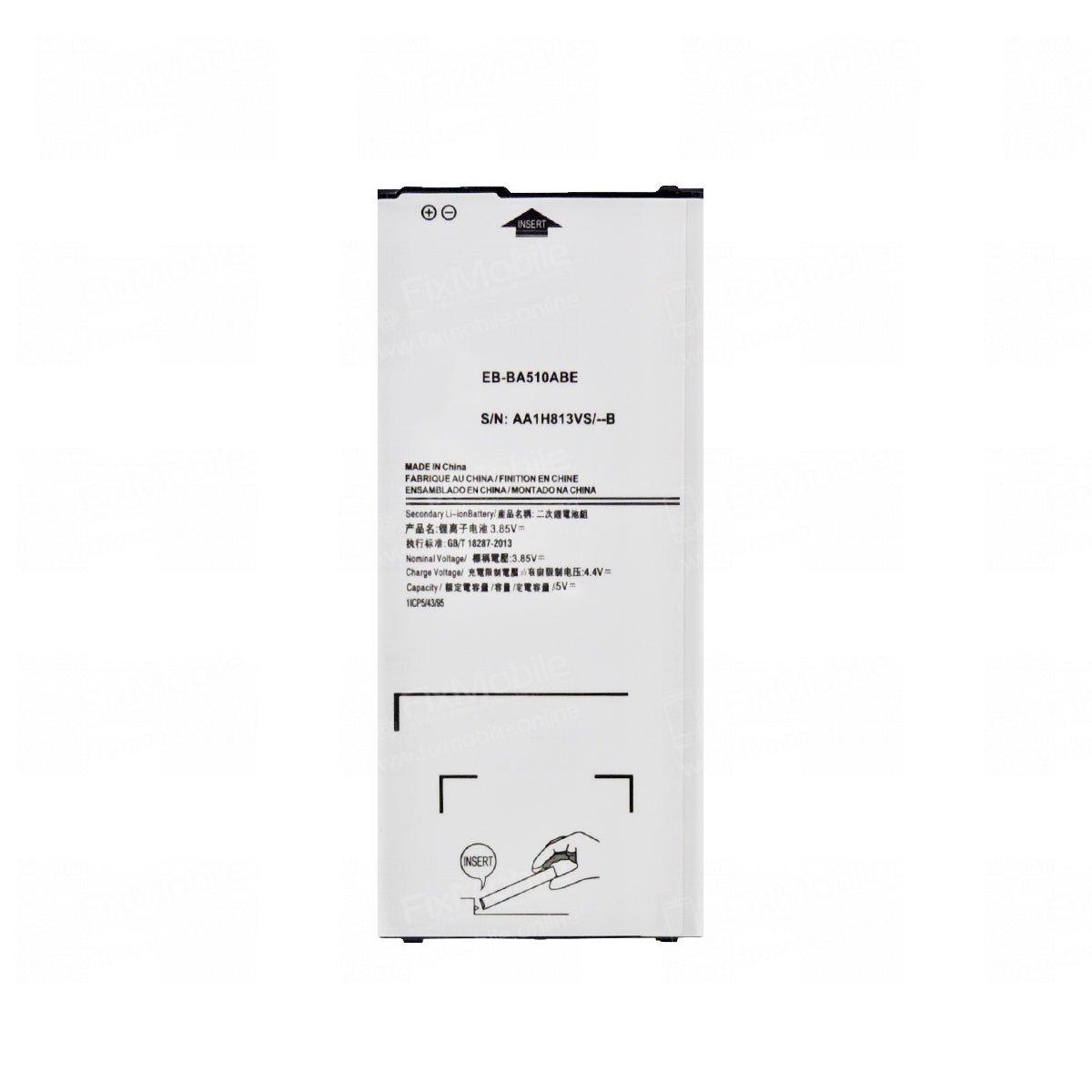 Аккумуляторная батарея для Samsung A510F EB-BA510ABE