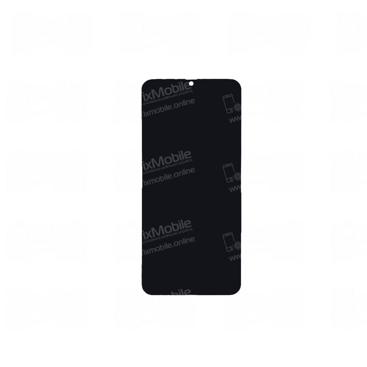 Дисплей для Samsung Galaxy M30s (M307F) с тачскрином (черный)
