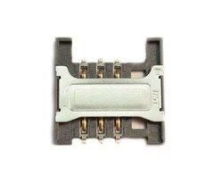 Коннектор SIM для LG (E540)