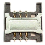 Коннектор SIM для Lenovo Tab 2 A8-50