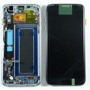 Дисплейный модуль с тачскрином для Samsung Galaxy S7 Edge (G935F) (черный)