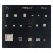 BGA трафарет для Samsung Galaxy S7 (G930F)