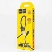 Кабель HOCO U55 Outstanding (USB - micro-USB) черный — 2