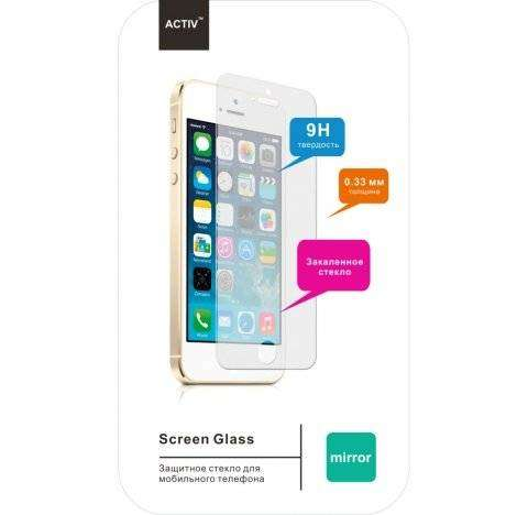 Защитное стекло для Apple iPhone 5