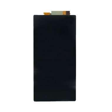 Дисплей для Sony C6903 в сборе с тачскрином черный