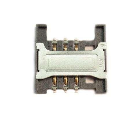 Коннектор SIM для LG D285