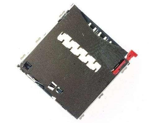 Коннектор SIM для Sony Xperia Z3 Dual