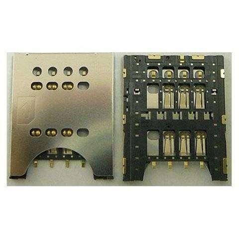 Коннектор SIM для Sony ST26i