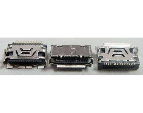 Системный разъем для LG KE360