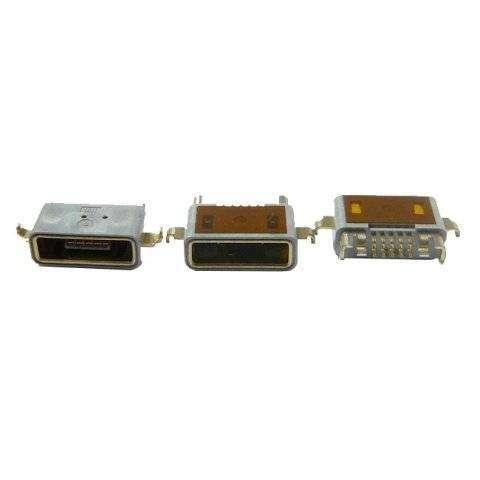 Системный разъем для Sony Ericsson LT15i (microUSB)