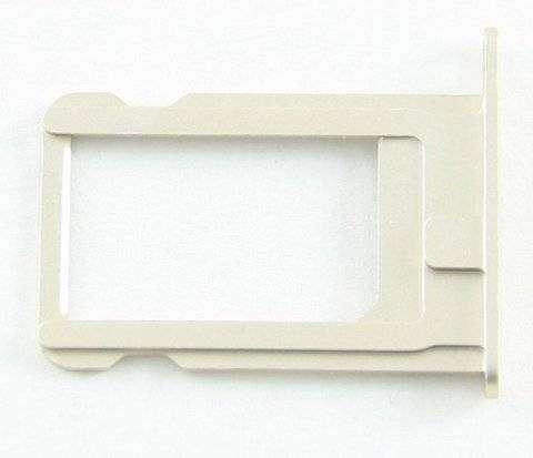 Контейнер SIM для Apple iPhone 6S золото
