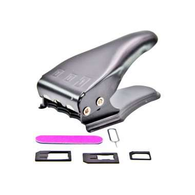 Инструмент для обрезки SIM 3 in1 (для всех видов сим-карт)