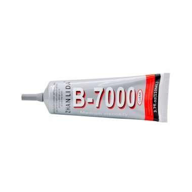 Клей для проклейки дисплейного модуля B-7000 (прозрачный) 110 мл