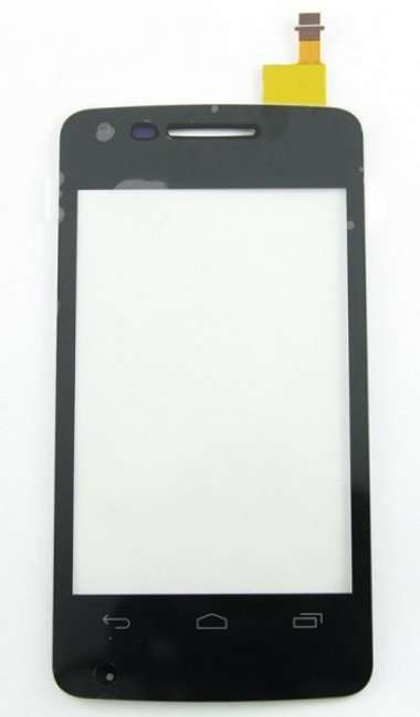 Тачскрин (сенсор) для Alcatel One Touch 4007D черный