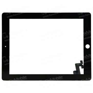 Тачскрин (сенсор) для Apple iPad 2 черный