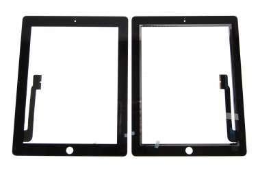 Тачскрин (сенсор) для Apple iPad 3 черный