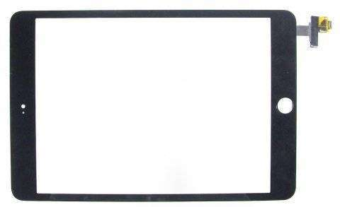 Тачскрин (сенсор) для Apple iPad mini 3 в сборе черный
