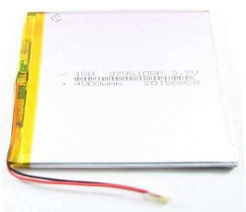 Аккумуляторная батарея универсальная 3795105p (3.7*95*105 мм) — 1
