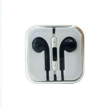 Гарнитура для Apple iPhone 5 в блистере черная