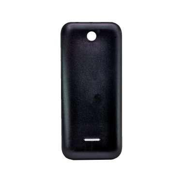 Задняя крышка для Nokia 225 Dual черная