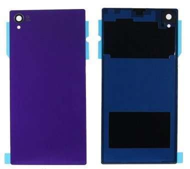 Задняя крышка для Sony C6903 фиолетовая