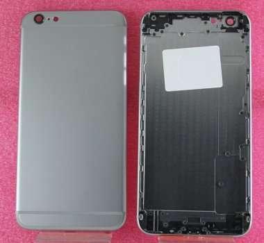 Корпус для Apple iPhone 6 Plus серый