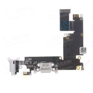 Шлейф для Apple iPhone 6 Plus на системный разъем/разъем гарнитур...