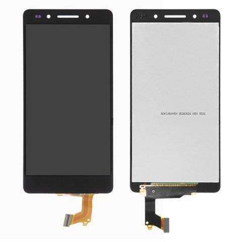 Дисплей для Huawei Honor 7 в сборе с тачскрином черный