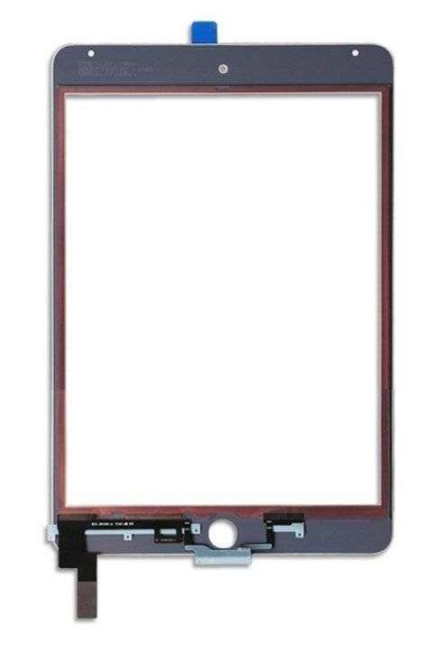 Тачскрин (сенсор) для Apple iPad Mini 4 белый