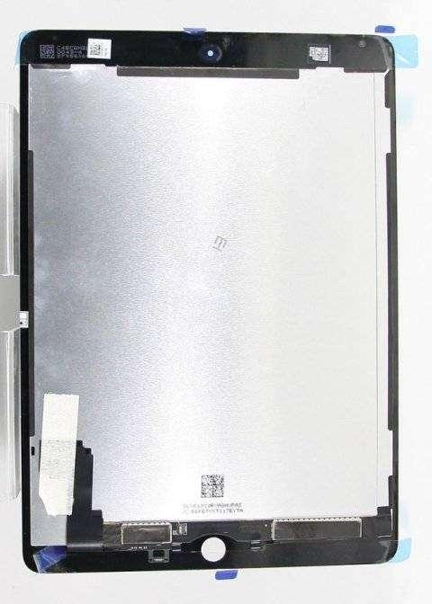Дисплей для Apple iPad Air 2 в сборе с тачскрином черный
