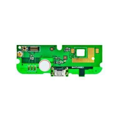 Шлейф для Alcatel One Touch 6012X плата на системный разъем