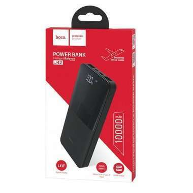 Внешний аккумулятор HOCO J42 10000 mAh (черный) — 3